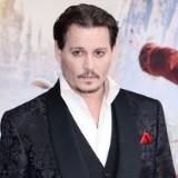 Johnny Depp Poses for Fake Mug Shot as Part of a Campaign to Free Imprisoned Ukrainian Filmmaker