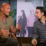 WATCH: Dwayne Johnson and Lin-Manuel Miranda's 'Millennials: The Musical'