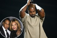 Kanye West Slams Jay Z and Beyoncé in Yet Another Concert Rant