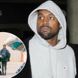 The Kardashian Clan Rushes Back to L.A. as New Details Emerge About Kanye West's Health