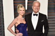 Kelsey Grammer Is a Father for the Seventh Time!