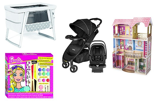 Black Friday Kids and Babies Deals: Barbie, Recaro, Britax and More