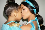 Kim Kardashian and North West Dress Up for Halloween in First Pics Since Robbery