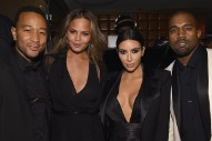 Kim Kardashian Is 'Terrified' as John Legend Expresses Concern Over Kanye West's Health
