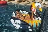Kourtney Kardashian Reveals the Secret to Acheiving Her Impressive Behind
