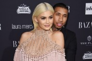 Kylie Jenner Celebrates Tyga's Birthday with King Cairo and NSFW Cupcakes