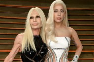Lady Gaga to Play Donatella Versace in 'American Crime Story' Season 3