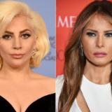 Lady Gaga Slams Melania Trump