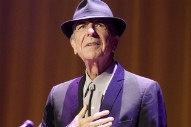 Leonard Cohen Dead at 82: Celebrities Pay Tribute to the Singer-Songwriter