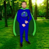 Definitive Proof Leonardo DiCaprio Is an Environmental Superhero