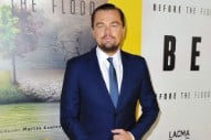 Leonardo DiCaprio Is About to Enter Your Life in a Whole New Way