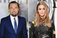 Leonardo DiCaprio Celebrates His Birthday with His Mom and His Girlfriend, Nina Agdal