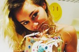 Liam Hemworth Gives His 'Favorite Little Angel' Miley Cyrus Another Enormous Ring for Her Birthday