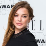 Lindsay Lohan Named Her New Accent