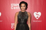 Demi Lovato Tweeted and Then Deleted This Controversial Donald Trump Reference