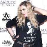 Madonna Drunkenly Rolls Around the Floor at a Prestigious Photography Exhibition