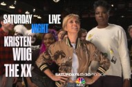 WATCH: Kristen Wiig, Leslie Jones and 'SNL' Cast Take On the Mannequin Challenge