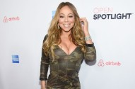 Mariah Carey Only Eats These Two Foods to Stay in Shape