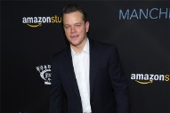 Matt Damon Is Going to Be in 'Ocean's Eight'