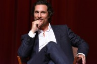 Here's How Matthew McConaughey Made Sure College Students Got Home Alright