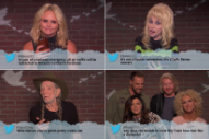 WATCH: Miranda Lambert, Dolly Parton and More Country Stars Read Mean Tweets on 'Jimmy Kimmel Live'