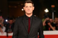 Michael Bublé Pulls Out of BBC Music Awards Following Son's Cancer Diagnosis