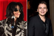 Prince Michael Jackson Says His Father Cautioned Him Not to Trust Just Anyone