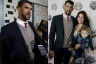 Here's Why Michael Phelps Secretly Wed Before the Olympics
