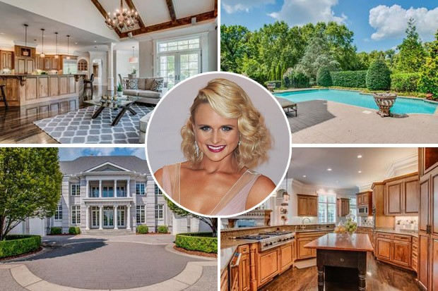 Miranda Lambert Is Selling Her $2.6 Million Home