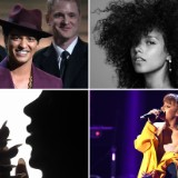 LISTEN: Bruno Mars, Tinashe, Alicia Keys, Ariana Grande and Stevie Wonder Drop New Music