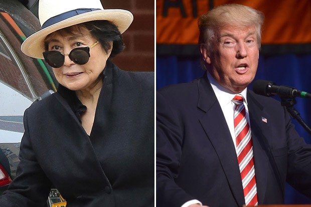 Yoko Ono Responds to Donald Trump Becoming President