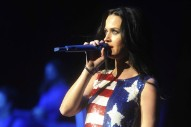 Katy Perry Cancels Concert in China Following Donald Trump's Election Night Upset