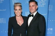 Pink Is Pregnant with Baby No. 2