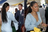 Rihanna Met Prince Harry and All Was Right in the World