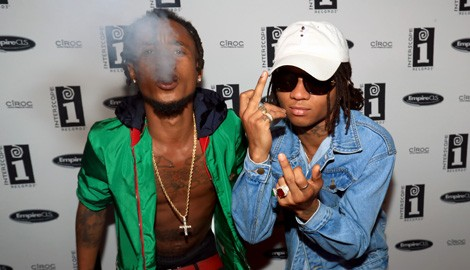 Rae Sremmurd Saves Us from The Chainsmokers