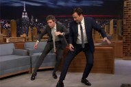 WATCH: Eddie Redmayne Teaches Jimmy Fallon How to Seduce 'Fantastic Beasts'