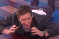 WATCH: Eddie Redmayne Shared His Wildest Animal Impressions on 'Ellen'