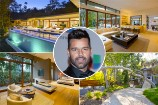 Ricky Martin Buys $13.5 Million Mansion, Selling Own Condo for $8.4 Million