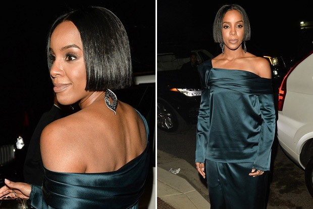 Kelly Rowland Attends the Baby2Baby Gala