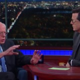 WATCH: Bernie Sanders on How Donald Trump Won the Election with Stephen Colbert and What to Do Next