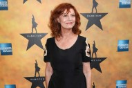Susan Sarandon Endorses Green Party Candidate Jill Stein