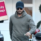 Scott Disick Checking Out Rob Kardashian's Butt Leads Today's Star Sightings