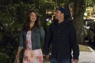 Scott Patterson Reveals He Had a Crush on 'Girlmore Girls' Co-Star Lauren Graham