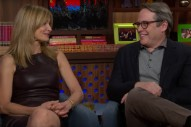 Kyra Sedgwick and Matthew Broderick Reveal They Were High School Sweethearts on 'Watch What Happens Live'