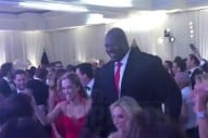 WATCH: Shaq Does the Horah at a Friend's Wedding