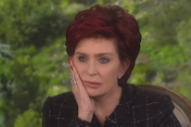 Sharon Osbourne Suffered a Miscarriage After a 'Frightening' Dog Attack