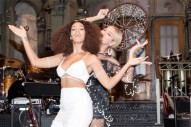 Beyoncé Shares Behind-the-Scenes Photos from Solange's 'SNL' Performance