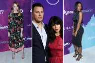 Emma Stone, Channing Tatum and More Hit the Red Carpet for the Variety and WWD StyleMakers Awards