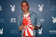 Black Eyed Peas Star Taboo Opened Up About Privately Battling Testicular Cancer