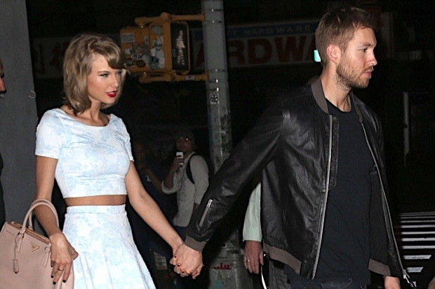 Taylor Swift & Calvin Harris Out On A Date In NYC
